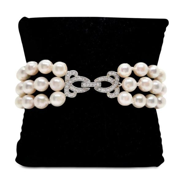 Japanese Saltwater Pearl Bracelet Lullu online